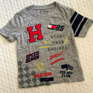 TOMMY HILFIGER - 【美品】TOMMY HILFIGER♡トミー Tシャツ トップス ワッペン