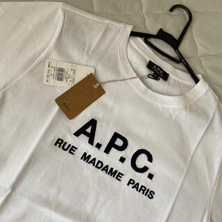 A.P.C - アーペーセーTシャツ