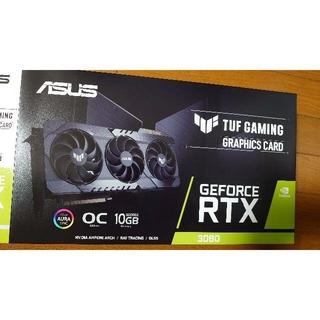 ASUS - ASUS Geforce RTX 3080 TUF GAMING OC