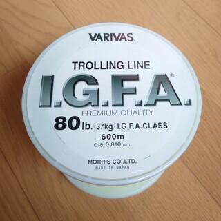 VARIVAS トローリングライン 80lb. 37kg 600m ナイロン(釣り糸/ライン)