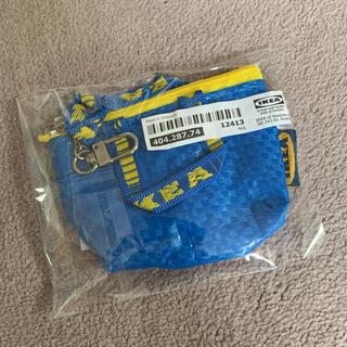 イケア(IKEA)の❤IKEA❤小物入れ  新品未使用(エコバッグ)