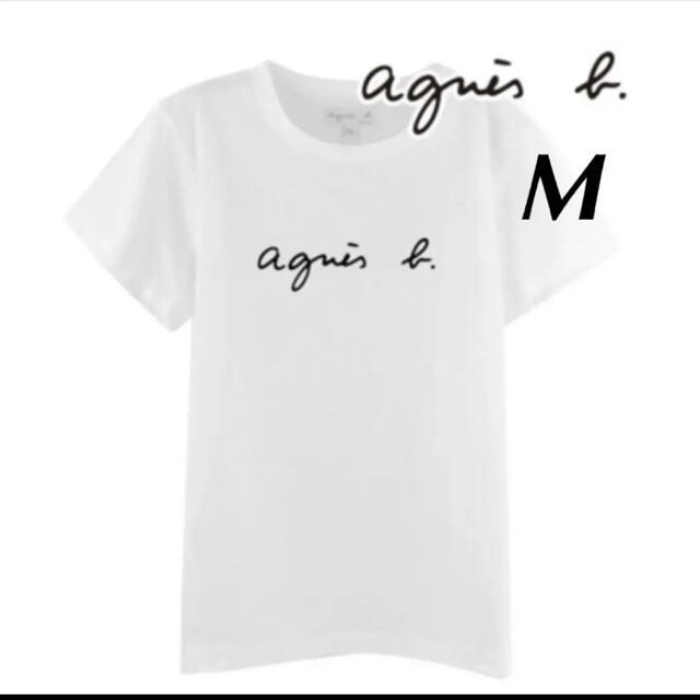 agnes b.(アニエスベー)の新品 アニエスベー Tシャツ 半袖 レディース レディースのトップス(Tシャツ(半袖/袖なし))の商品写真
