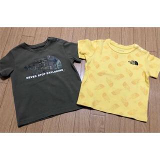 THE NORTH FACE - THE NORTH FACE ノースフェイス Tシャツ 90cm