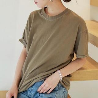 トゥデイフル(TODAYFUL)のTODAYFUL  Useful ワイドTシャツ(Tシャツ(半袖/袖なし))