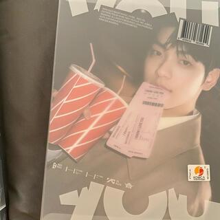 TXT freeze スビン(K-POP/アジア)