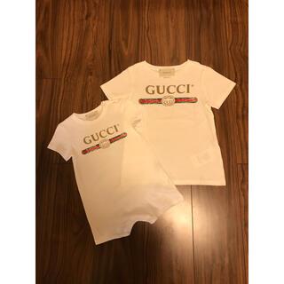 グッチ(Gucci)のグッチ バーバリー Tシャツ ビンテージロゴ ロゴT(Tシャツ)