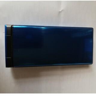 ソフトバンク(Softbank)のDIGNO 501KC ブルー(携帯電話本体)