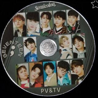 SEVENTEEN - SEVENTEEN 2020 PV&TV セレクト