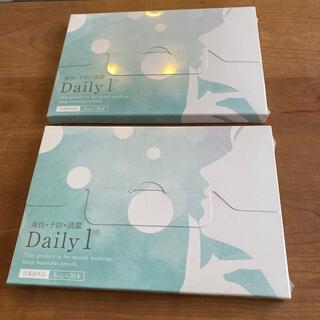 Daily1 デイリーワン 2箱セット(マウスウォッシュ/スプレー)