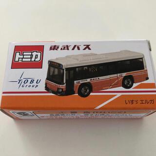 トミー(TOMMY)の東武バス トミカ(ミニカー)