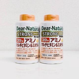 ディアナチュア 39種ストロング マルチビタミン&ミネラル 300錠 2個セット