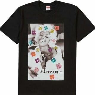 ☆大人気☆SUPREMETシャツ白サイズM(Tシャツ/カットソー(半袖/袖なし))