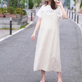 ナチュラルクチュール(natural couture)のロングワンピース(ロングワンピース/マキシワンピース)