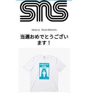 アディダス(adidas)のadidas Graphic Tee x Kyne US L (Tシャツ/カットソー(半袖/袖なし))