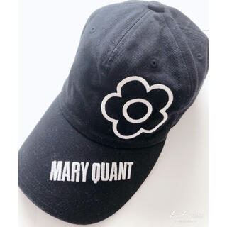 MARY QUANT - マリークワント 帽子 キャップ