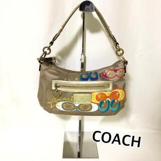 COACH - COACH コーチ ハンドバッグ シグネチャー