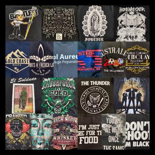 ギルタン(GILDAN)の【USA古着】ALL黒Tシャツ S〜XLサイズmix 20枚 まとめ売り 卸(Tシャツ/カットソー(半袖/袖なし))