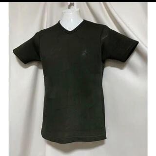 Yohji Yamamoto - yohji yamamoto ヨウジヤマモト ボンディングメッシュ Tシャツ