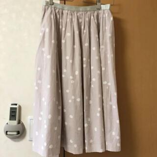 ヒューマンウーマン(HUMAN WOMAN)のヒューマンウーマン  スカート (ひざ丈スカート)