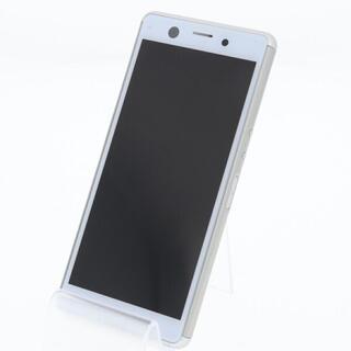 エクスペリア(Xperia)の【B】SIMフリー SO-02L Xperia Ace ホワイト(スマートフォン本体)