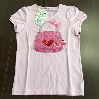 mikihouse - ミキハウス Tシャツ 110 ピンク