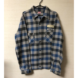 TENDERLOIN - テンダーロイン T-FLANNEL SHIRT チェック ネルシャツ