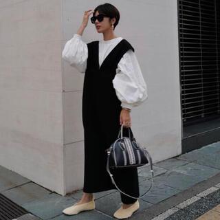 STUNNING LURE - 美品MACHATT マチャット ジャンパースカート ワンピース