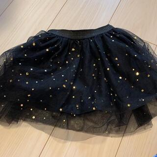 可愛い!ZARA  Girls スパンコール☆チュールスカート
