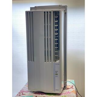 コロナ - 美品 安心の コロナ窓用エアコン 1.6kw