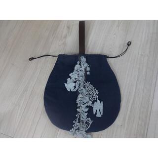 mina perhonen - ミナペルホネン pear bag フォレストパレード