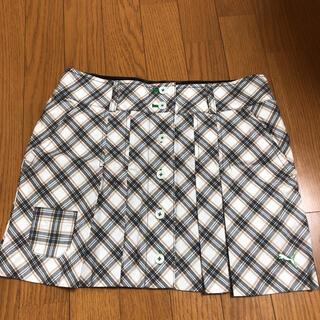 プーマ(PUMA)のプーマ   ゴルフスカート L レディース ゴルフウェア(ウエア)