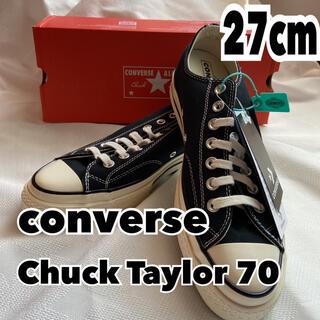 CONVERSE - コンバース チャックテイラー 27.0cm ブラック CONVERSE