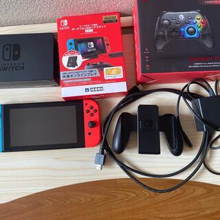 Nintendo Switch - Nintendo Switch 新型 ニンテンドースイッチ本体+おまけ