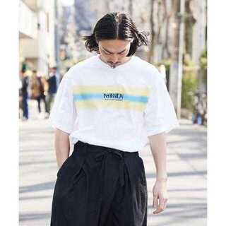 ハレ(HARE)の【YOUSER/ユーザー】 プリントロゴカットソー(Tシャツ/カットソー(半袖/袖なし))