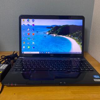 NEC - (美品)NECノートパソコンi5