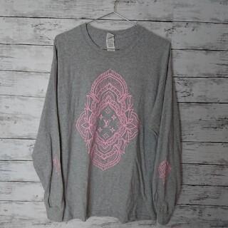 ギルタン(GILDAN)のアメリカ古着    ロングTシャツ(Tシャツ/カットソー(七分/長袖))