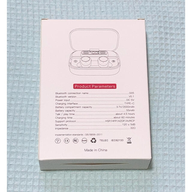 ホリデー様 専用✨ スマホ/家電/カメラのオーディオ機器(ヘッドフォン/イヤフォン)の商品写真