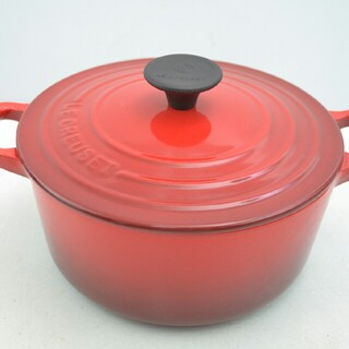 LE CREUSET - LE CREUSET ル・クルーゼ ココット・ロンド 18cm