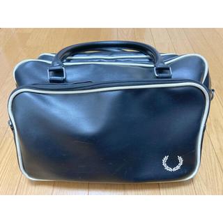 FRED PERRY - フレッドペリーボストンバッグ スポーツバック メンズ鞄