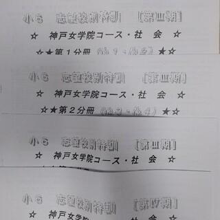 神戸女学院 社会 教材