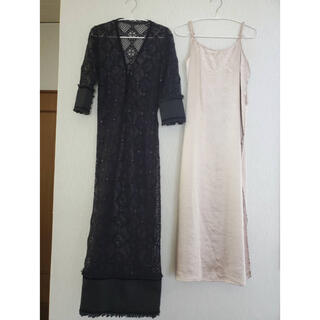 Ameri VINTAGE - Ameri VINTAGE GEOMETRY LACE DRESS アメリ