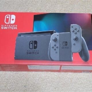 Nintendo Switch - 新型 Nintendo Switch 本体 グレー