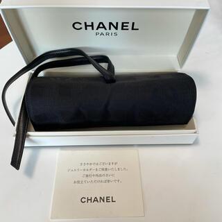 CHANEL - シャネル chanelアクセサリーケースポーチジュエリー