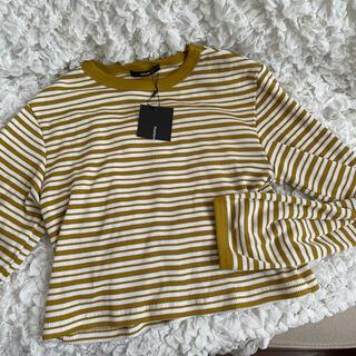 カスタネ(Kastane)のkastane 長袖Tシャツ(Tシャツ(長袖/七分))