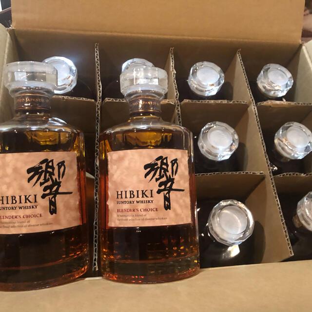 サントリー(サントリー)の響ブレンダーチョイス12本 食品/飲料/酒の酒(ウイスキー)の商品写真