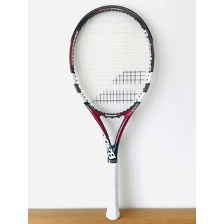 Babolat - 【新品同様】バボラ『ドライブ Z ツアー』テニスラケット/レッド&ブラック/G3