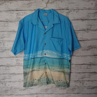 スピード(SPEEDO)のアメリカ古着 SPEEDO製 シャツ(シャツ)