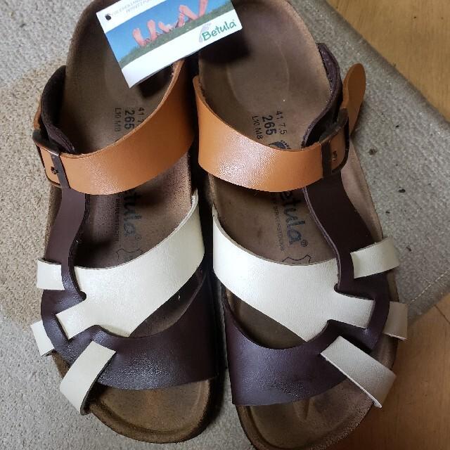 BIRKENSTOCK(ビルケンシュトック)のBETULA ベチュラ BIRKENSTOCK ビルケンシュトック ランバダ 靴 メンズの靴/シューズ(サンダル)の商品写真