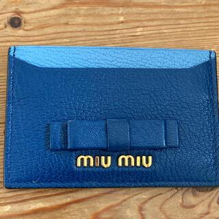 miumiu - ミュウミュウ カードケース