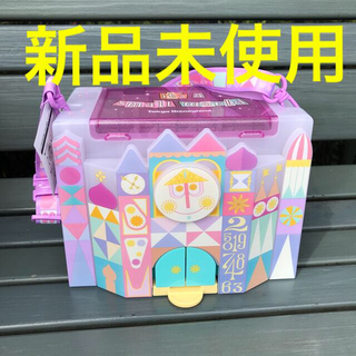 Disney - ★新品未使用★ディズニー イッツアスモールワールド ポップコーンバケット